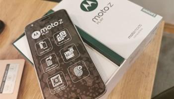 Prodajem Moto Z Play!