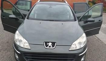 Peugeot 407 SW COMFORT 2,0 HDi - PANORAMA, ALU FELGE, REG 04/2020