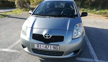 Toyota Yaris 1.0 Luna, REG. 07/2020, KLIMA,5 VRATA