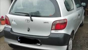 Toyota Yaris 1.0 VVT-I (mog zamjena)