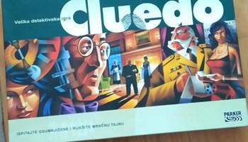 Cluedo društvena igra