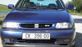 Seat Cordoba SX Sport Cupe