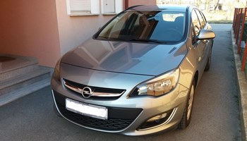 Opel Astra Karavan 1.7 CDTI, 6 brzina, Navi, tempomat,TC...