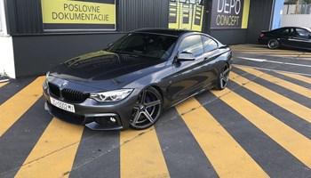 BMW serija 420d M