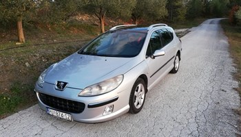 Peugeot 407 1.6 HDI SW