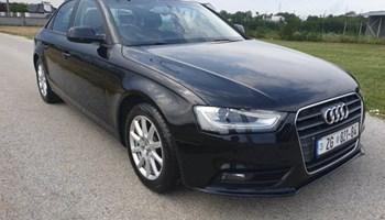 Audi A4 2,0 TDI **XENON, BANG & OLUFSEN, reg.1g**