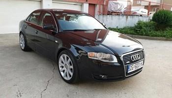 Audi A4 2,0 TDI SLINE * REG 8/20 * XENON * AUTOMATIK * NAVI * KAO NOV * PRILIKA