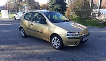 Fiat Punto 1.2 16v KLIMA reg 5/2020