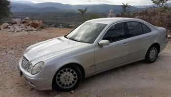 Mercedes-Benz E-klasa 270 CDI ELEGANCE