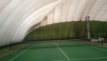 Balon hala za tenis sport