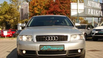 Audi A4 1.9TDI Multitronic