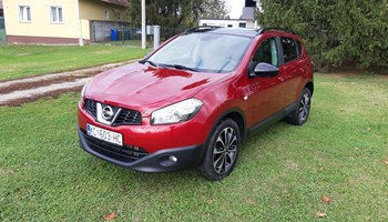 Nissan Qashqai s novim 1.6 diesel motorom reg. 1 godinu!!