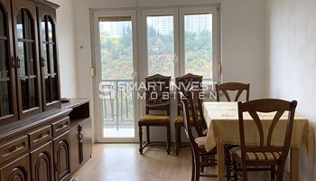 TRSAT, stan od 62.41 m2, sa balkonom i prekrasnim pogledom n