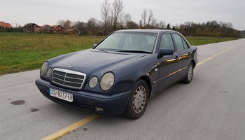 Mercedes-Benz E-klasa E 290 Turbodiesel