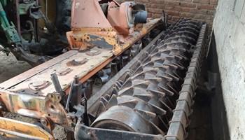 Rotodrljaca Maschio 3m, Paker valjak
