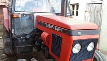 Traktor zetor 6211
