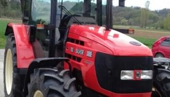 Traktor same silver 90