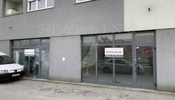 POSLOVNI PROSTOR, PRODAJA, ZAGREB, LANIŠTE, JARUŠČICA, 50 m2