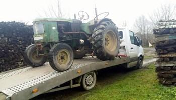 Traktor Deutz Kupim Stari model F3l514-F4l514  3 ili 4 Zylinder Moze Defekt