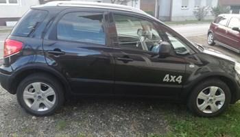Fiat Sedici 4*4, KAO NOV, REG.4.mj.2020,FULL OPREMA