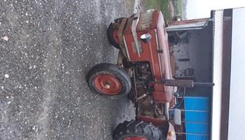 traktor zetor 2511
