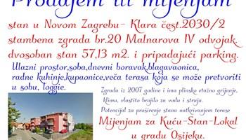 Stan Novi Zagreb - Zapad