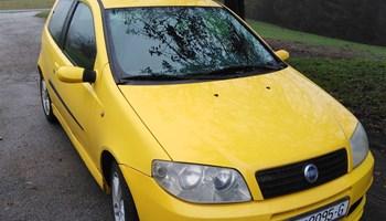 Fiat Punto 1.9 jtd, registriran godinu dana, zimske gume