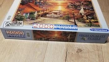 Puzzle Clementoni 2000 komada