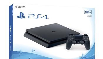 Playstation 4 Slim + MediEvil..NOVO!