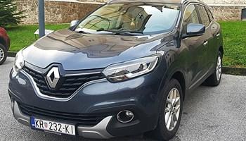 Renault Kadjar 1.6 DCi 96kw,34600km