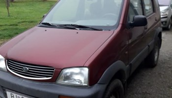 Daihatsu Terios 1,3 16V