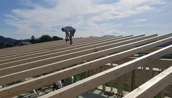 Radnike za rad na drvenim objektima