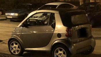 Smart fortwo cabrio 0.6 benzin