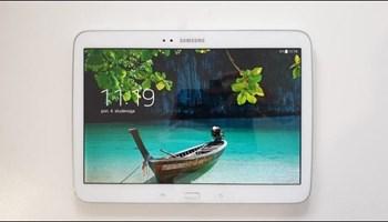 "Samsung GALAXY Tab3, 10.1\"", sve ispravno"