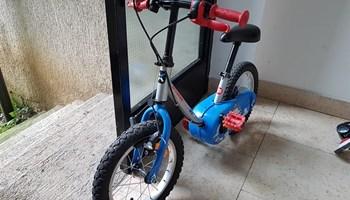 Odličan dječji bicikl - kotači 14