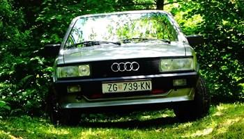 Audi 80, B2, diesel