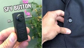 Dugme skrivena kamera 1080p