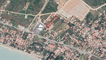 Najam građevinskog zemljišta - Sveti Filip i Jakov - 3.300 m2