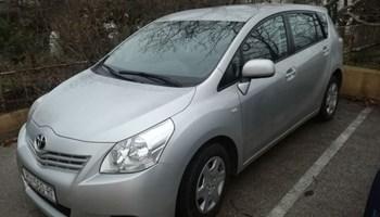 Toyota Verso 1.6 vvti