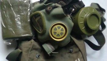 Gas maska
