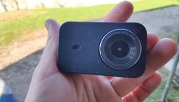 Xiaomi Mi 4K/60fps camera + Gimbal DJI Osmo