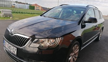 Škoda Superb 2.0 TDI XENON NAVI TEMPOMAT