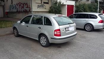 Škoda Fabia Combi 1.2 12V benzin+LPG