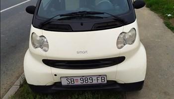 Smart fortwo cabrio 600 PRILIKA