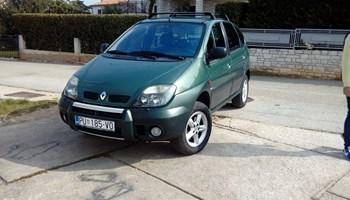 Renault Scenic 1.9dti4x4