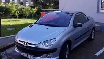 Peugeot 206 CC 2,0