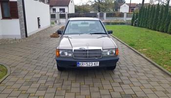 Mercedes-Benz 190 2.0 D