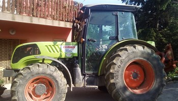 Traktor CLAAS ELIOS 210