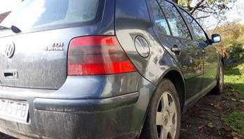 VW Golf IV 1.9 TDI, 4 motion (4x4)