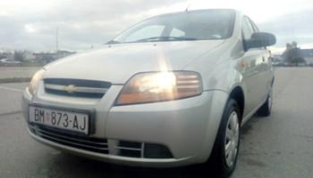 Chevrolet Aveo 1.4 REG 16.10.2020